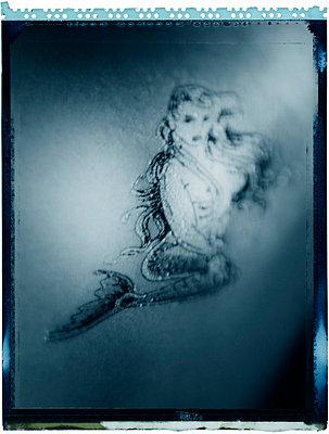 Meerjungfrau - p5670854 von ofoulon