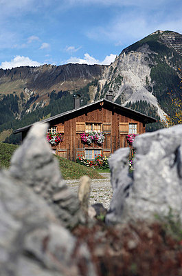 Hut in Austria - p9320036 by Jens Kuesters