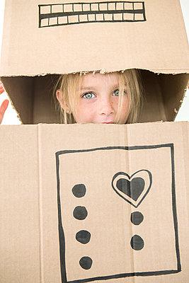 lebhaftes Mädchen - p1156m1591839 von miep