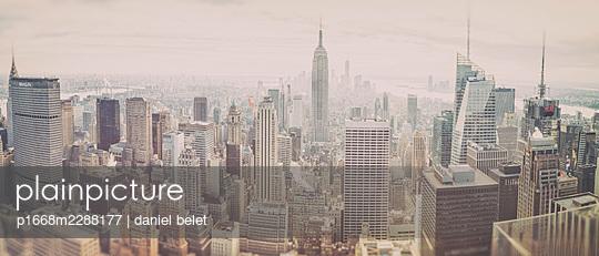 USA, New York City - p1668m2288177 by daniel belet