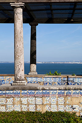 View to the sea - p1095m1040463 by nika