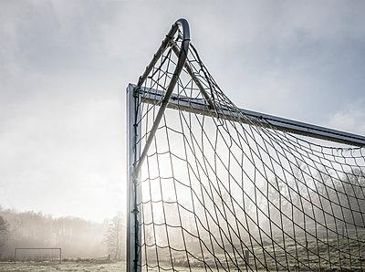 Fußballplatz - p1275m1172090 von cgimanufaktur