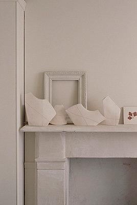 Fireplace mantel - p3492579 by Emma Lee