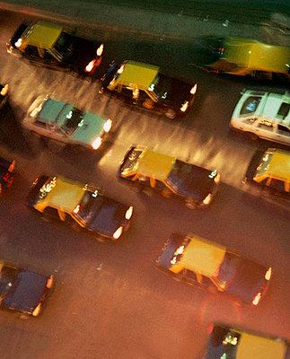 Taxen, Marriott Plaza - p9791050 von Holger Gruss