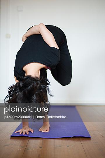 Yoga - p1509m2099091 von Romy Rolletschke