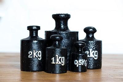 Old weights - p1621m2263339 by Anke Doerschlen
