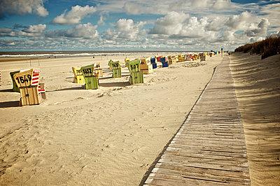 Langeoog - p299m1020227 von Silke Heyer