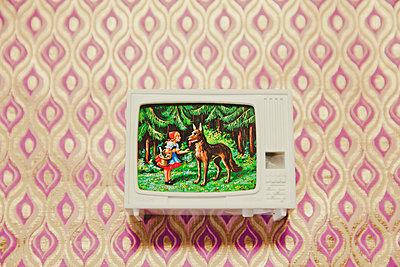 Rotkäppchen - p904m1020411 von Stefanie Päffgen