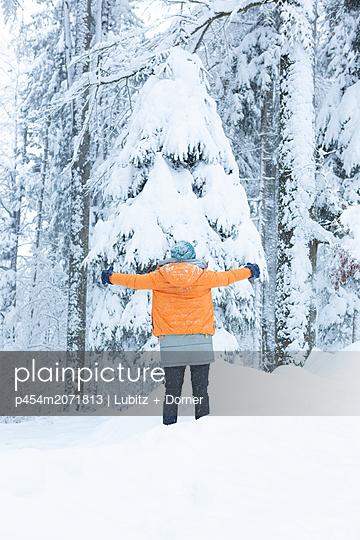 Oh, du schöner Weihnachtsbaum! - p454m2071813 von Lubitz + Dorner