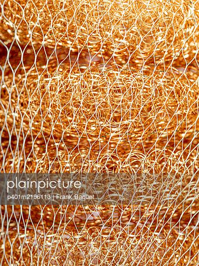 Topfreiniger aus Kupferwolle - p401m2196113 von Frank Baquet
