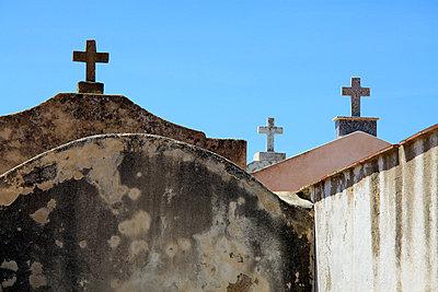 Graveyard for sailors - p2770147 by Dieter Reichelt