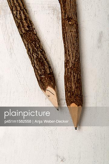 Bleistifte - p451m1582558 von Anja Weber-Decker