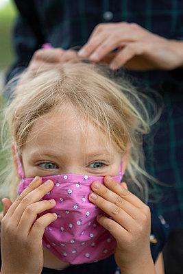 Munschutz für Kinder - p454m2184908 von Lubitz + Dorner