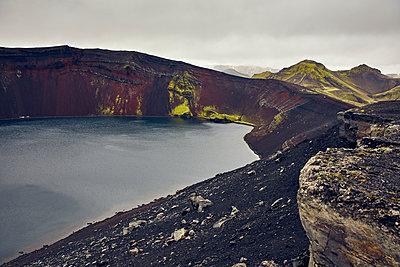 Landmannalaugar Nationalpark - p1305m1190668 von Hammerbacher