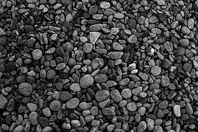 Sea Shore Stones - p1417m1586391 by Jessica Lia