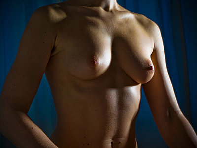 Breasts of woman - p4130478 by Tuomas Marttila