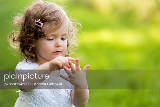 Prinzessin - p796m1145800 von Andrea Gottowik
