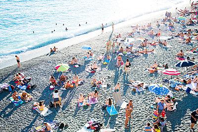 Beachlife - p161m940573 by Kerstin Schomburg