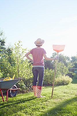 Gartenliebe - p464m1172223 von Elektrons 08