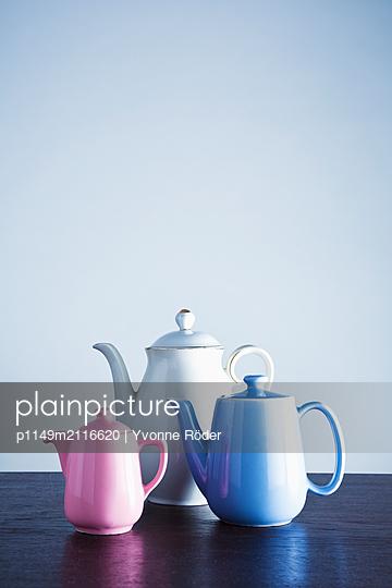 Kaffeekannen - p1149m2116620 von Yvonne Röder
