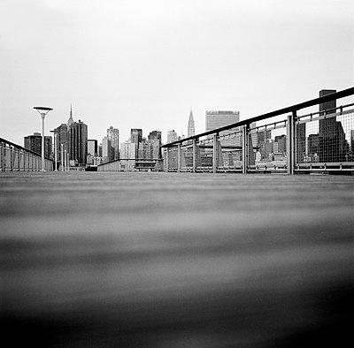 Skyline NYC - p177m1465977 von Kirsten Nijhof