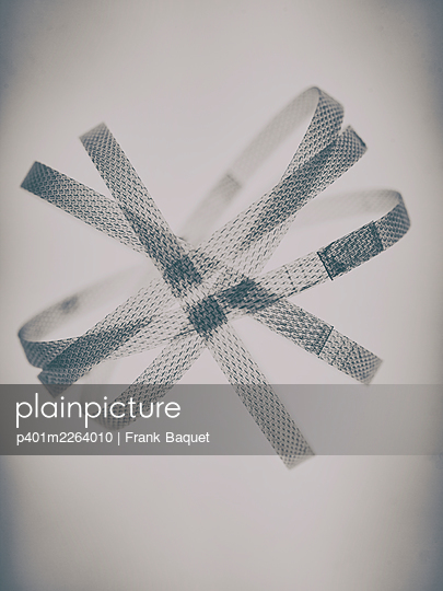 Plastic tapes - p401m2264010 by Frank Baquet