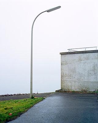 Straßenlaterne - p1214m1028168 von Janusz Beck