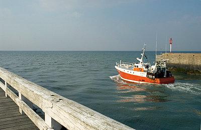 Fischkutter - p6740015 von ME Schneider
