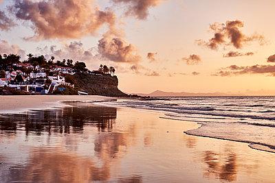 Fuerteventura, Spain, Dawn - p890m2099713 by Mielek