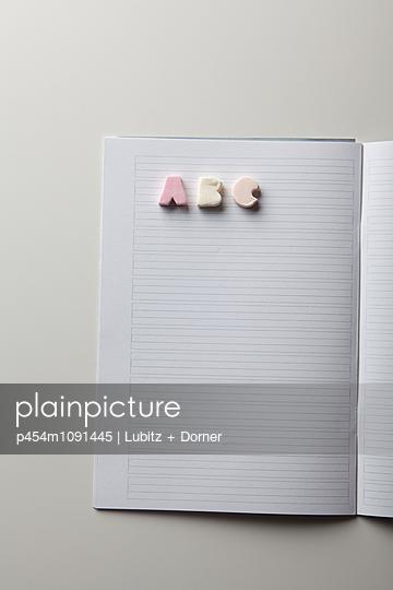 ABC - p454m1091445 von Lubitz + Dorner