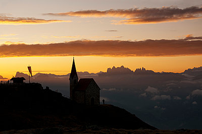 Lazfonserkreuz in Südtirol - p470m1502273 von Ingrid Michel