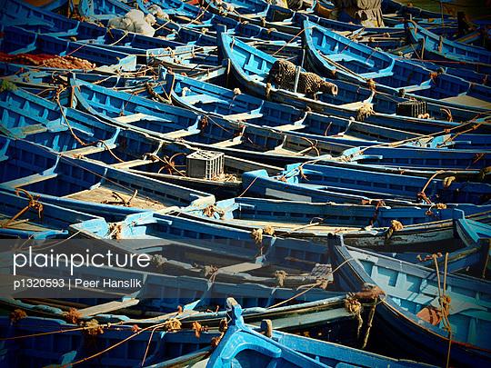 Fischerboote - p1320593 von Peer Hanslik