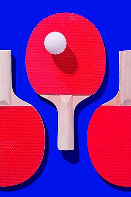 Ping pong - p1149m1592063 by Yvonne Röder