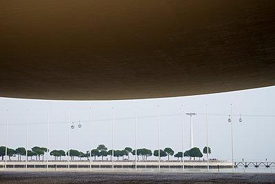 Seilbahn Weltausstellung - p1312m1223663 von Axel Killian