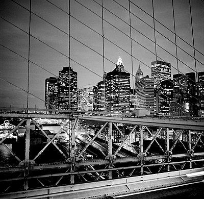 Skyline New York City - p177m1465978 von Kirsten Nijhof