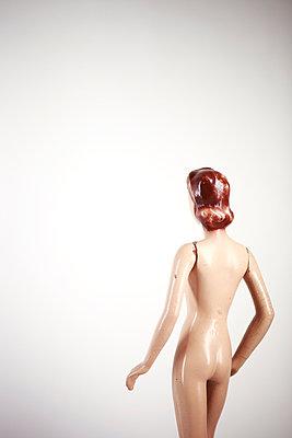 Puppe - p611m956585 von Laurence Ladougne