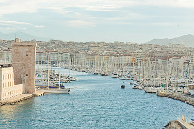 Vieux-Port of Marseille - p445m1527804 by Marie Docher