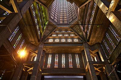Saint-Joseph Church interior - p851m1048610 by Lohfink