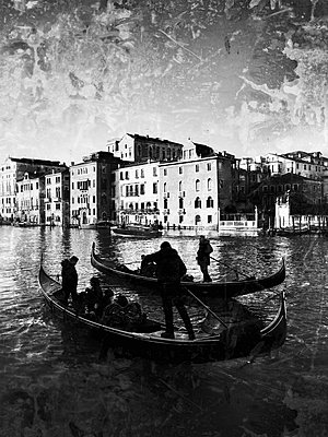 Italy, Venice - p1189m2263824 by Adnan Arnaout