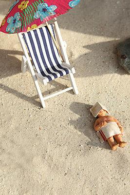 Summer holiday - p045m831245 by Jasmin Sander