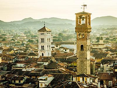 Toskana, Lucca - p1482m1564832 von karsten lindemann