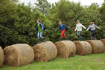 Spaß auf dem Lande - p3800094 von Katja Zimmermann
