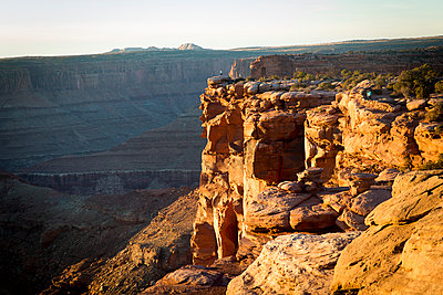 Canyon - p756m1584490 von Bénédicte Lassalle