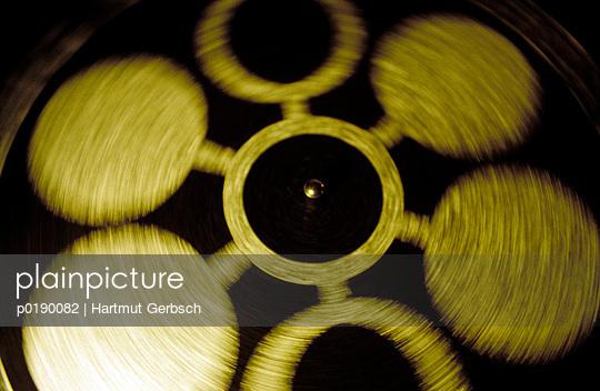 Plattenspieler - p0190082 von Hartmut Gerbsch