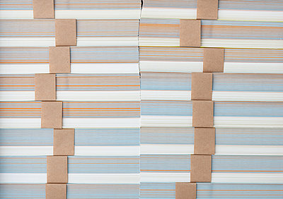 Paper stack - p401m2168382 by Frank Baquet