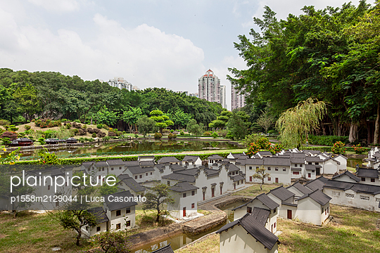 Splendid China Folk Village - p1558m2129044 by Luca Casonato