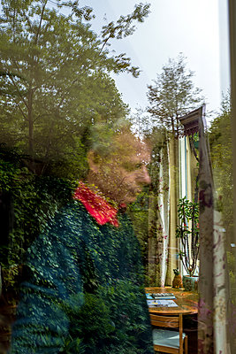 Man standing in front of a window - p1508m2099886 by Mona Alikhah