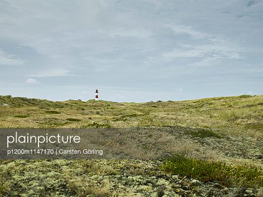 Leuchtturm auf Sylt - p1200m1147170 von Carsten Görling