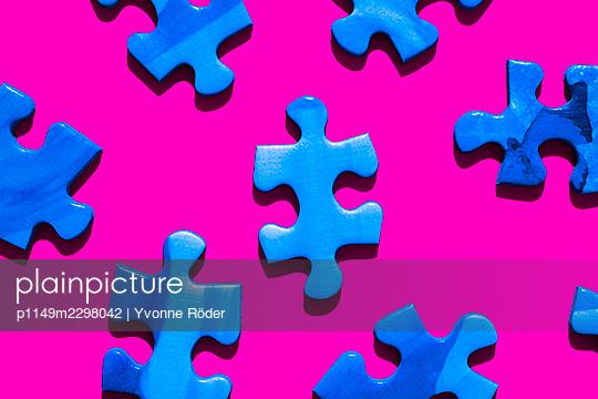 Puzzle - p1149m2298042 by Yvonne Röder