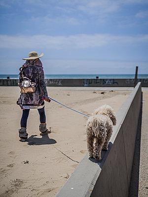 Venice Beach - p1232m1041130 by Moritz Schmid